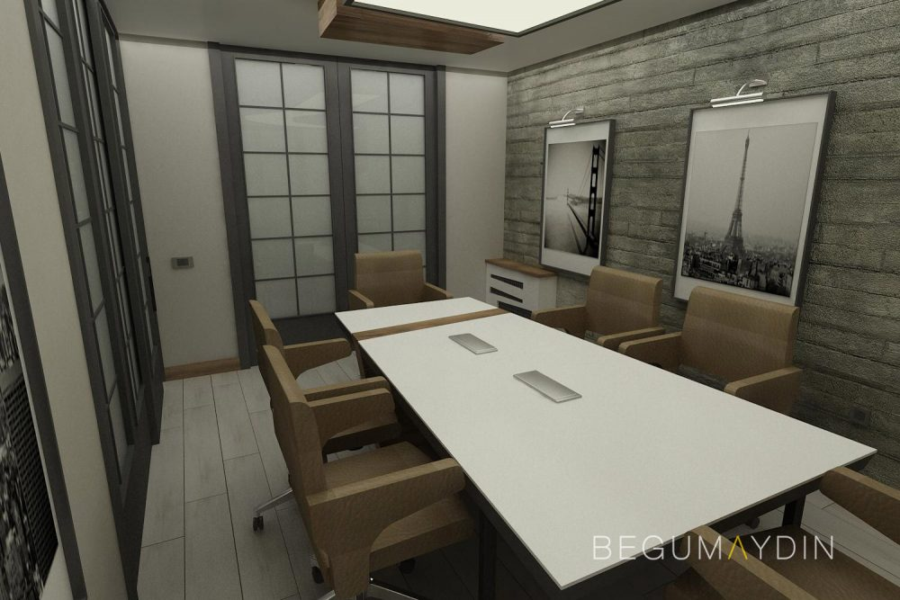 lawyer office meeting room