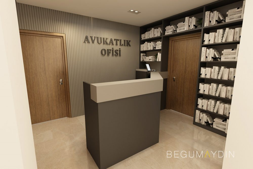 lawyer office design